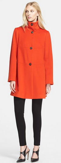 color orange armani