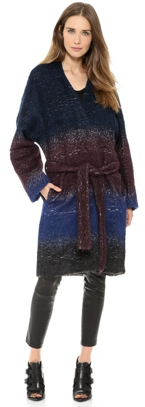 robe coat derek lam