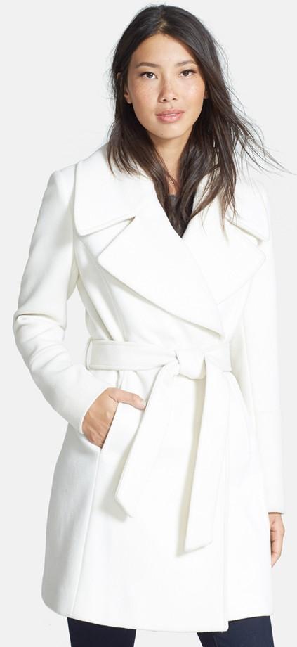 robe coat tahari