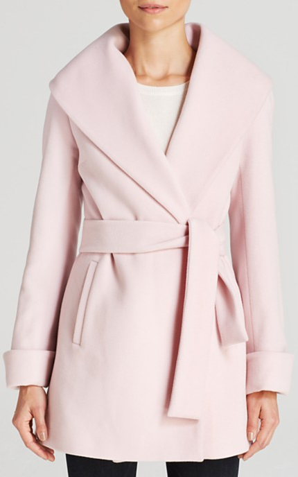 robe coat trina turk