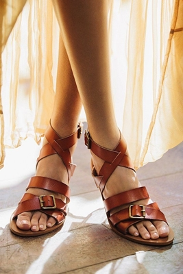 fall sandals