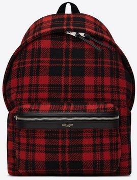 plaid backpack2