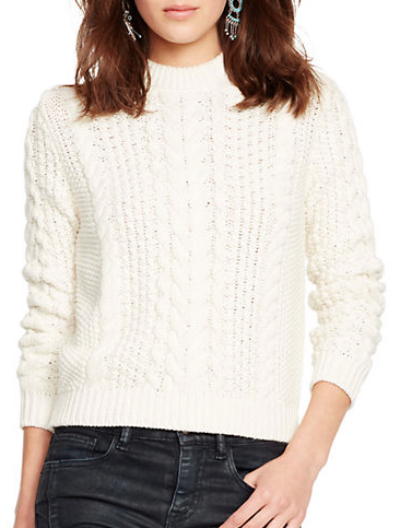 lord and taylor cable knit sweater