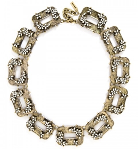 new years baublebar necklace