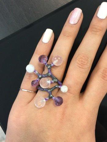 Take 5 Boutique ring