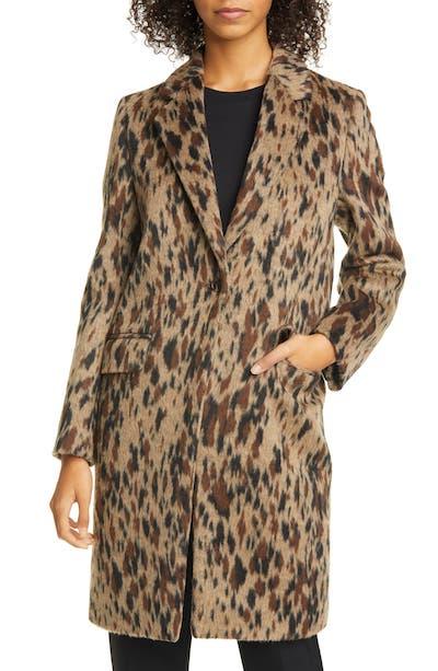 Real Life Style, Women's Coats - Boss Cetakata Coat