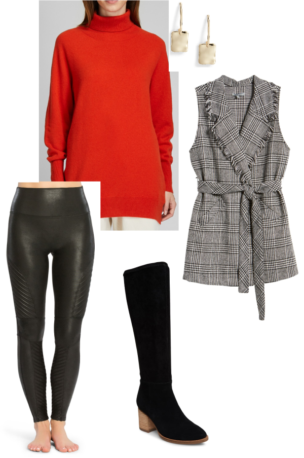 Real Life Style - What to wear to Thanksgiving Dinner