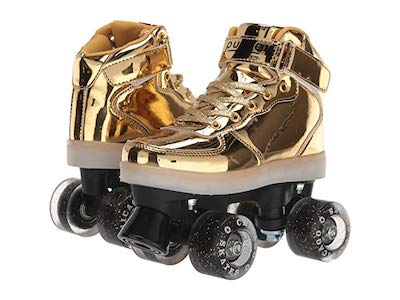 Real Life Style-Chicago Skates Pulse Light-Up Quad