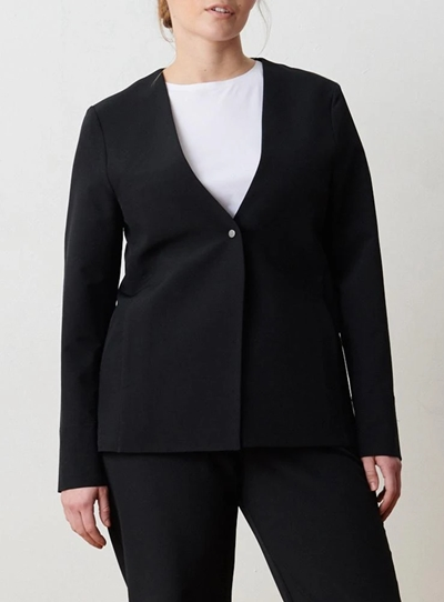 Real Life Style Must Have Comfortable Blazer for Work or Work From Home, Aday athleisure strategy blazer