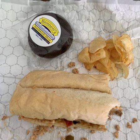 Bennett's sandwich shop Real Life Style
