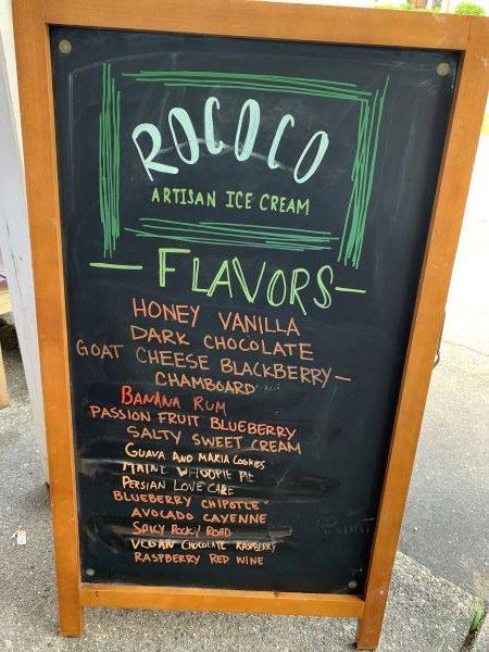 Rococo Ice Cream Real Life Style