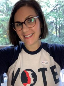 The Most Stylish RBG and Vote Tees