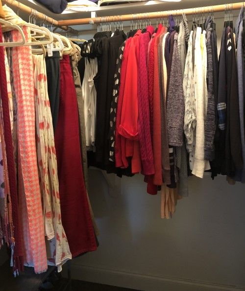 after organized closet real life style wear your power ecourse