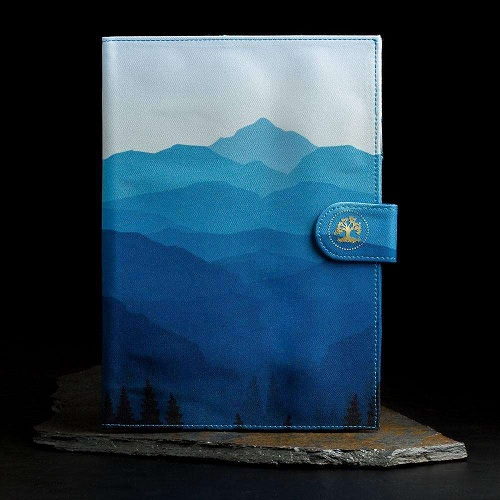 Dreambook Planner Mountain Cover Real Life Style