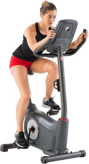 small exercise bike real life style