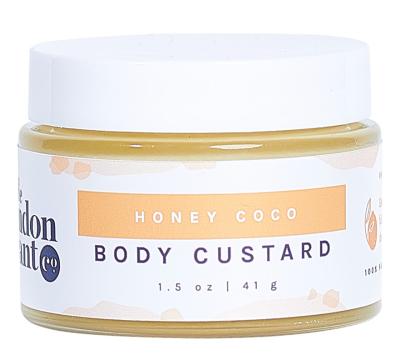 London Grant Honey Coco Body Custard Real Life Style