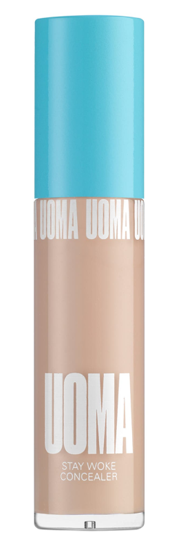 Uoma Stay Woke Brightening Concealer real life style