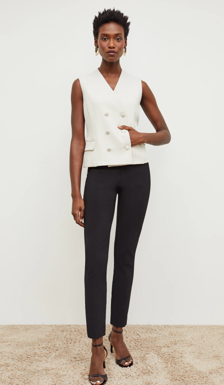 MM.LaFleur Foster Pant, the perfect work pant for Real Life Style
