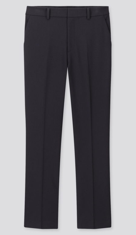 Uniqlo stretch work pants, the perfect work pants for Real Life Style