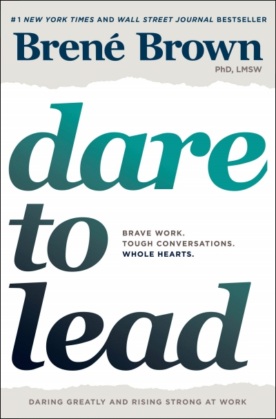 Brene Brown Dare To Lead Real Life Style Summer book list
