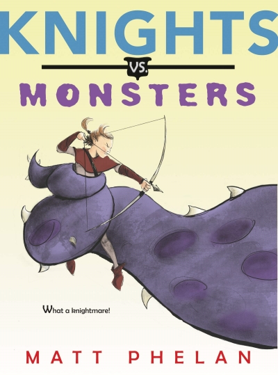knights vs monsters Real Life Style Summer book list