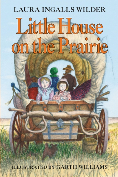little house on the prairie Real Life Style Summer book list