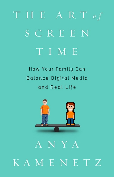 the art of screen time how your family can balance digital media and real life Real Life Style Summer book list