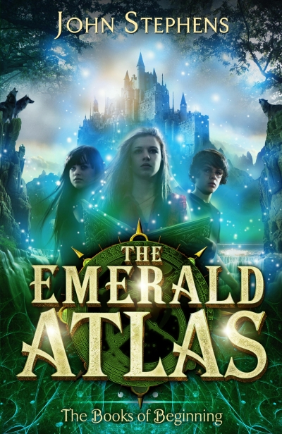 the emerald atlas Real Life Style Summer book list